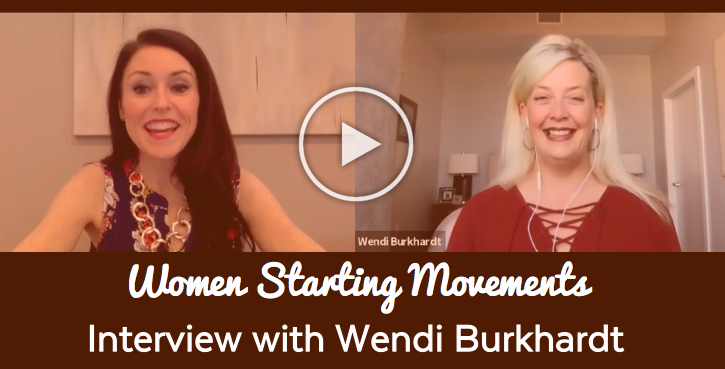 Blog Women Starting Movements