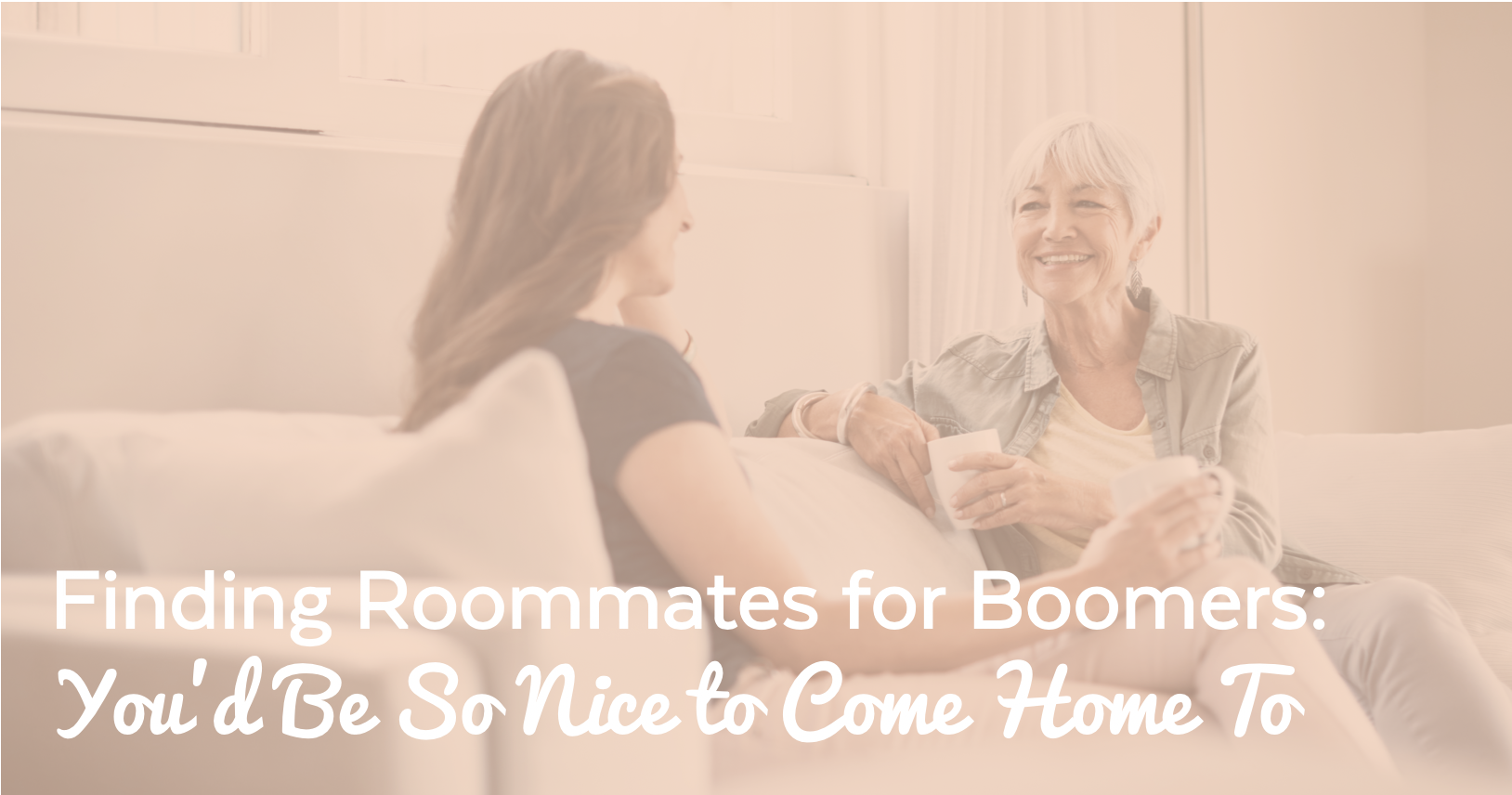 Finding Roommates for Boomers